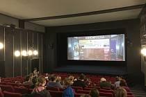 KINO POLNÁ. Polenský biograf slaví letos tři výročí najednou.