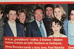 Na setkání s Gottem rodina Ivety Veverové stále vzpomíná. Foto: archiv Mileny Horákové