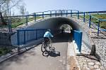 Cyklostezka R08 Jihlava - Pávov.