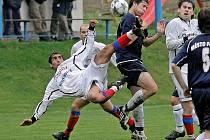 Fotbalistům Pacova se po pěti zápasech bez výhry podařilo naplno bodovat. Odnesla to Velká Bíteš. Navíc v domácím prostředí.