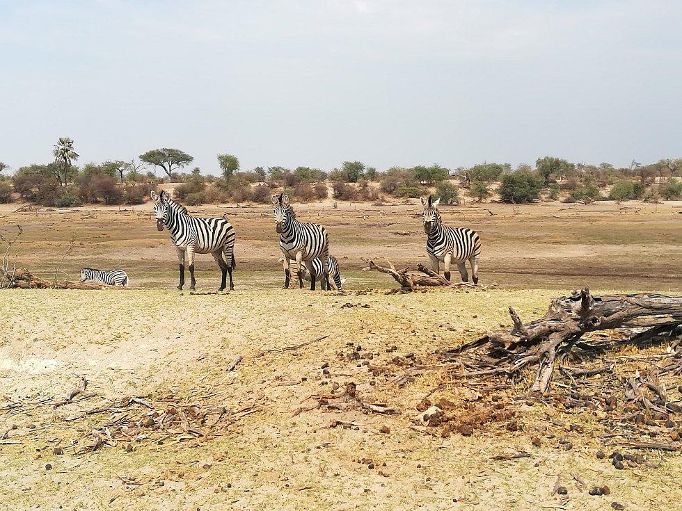 Botswana.