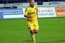 Petr Tržil dál obléká i dres Jihlavy, s níž postoupil do 2. ligy. Hraje za starou gardu.
