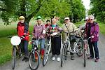 Cyklisté, ilustrační foto
