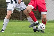 Ve fotbalové 4. třídě na Jihlavsku váleli na podzim hráči Batelova B a Telče C.