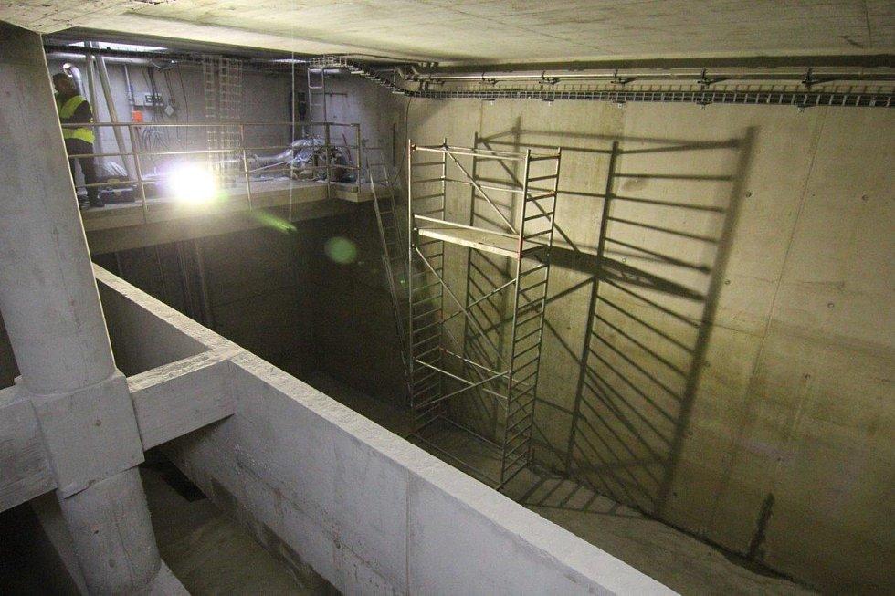 Vodní stavba pod mosty na Brněnské a Hradební ulici uspěla v soutěži.
