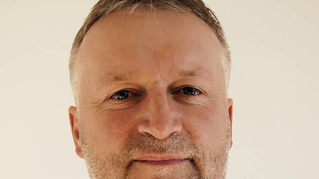 Kandidát na předsedu Radek Zima.