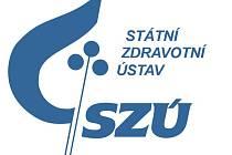 Logo státního zdravotního ústavu.