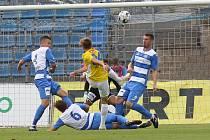 V prvním kole Vysočina remizovala v Ústí nad Labem 0:0. Jak si povede v letošní derniéře doma?