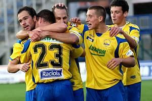 FC Vysočina Jihlava. Ilustrační foto.