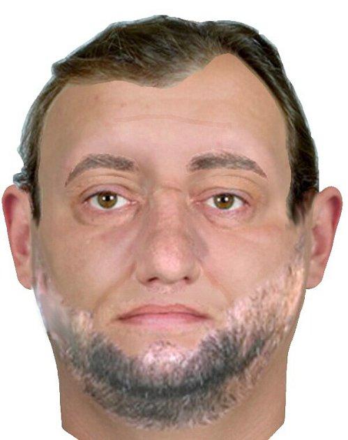 Na základě výpovědi napadené ženy sestavili policisté pravděpodobné podobenky obou mužů. Násilník, který ženu chytil za ruku a vyhrožoval jí, byl asi pětatřicetiletý muž v kšiltovce. Jeho společník byl přibližně o deset roků starší.