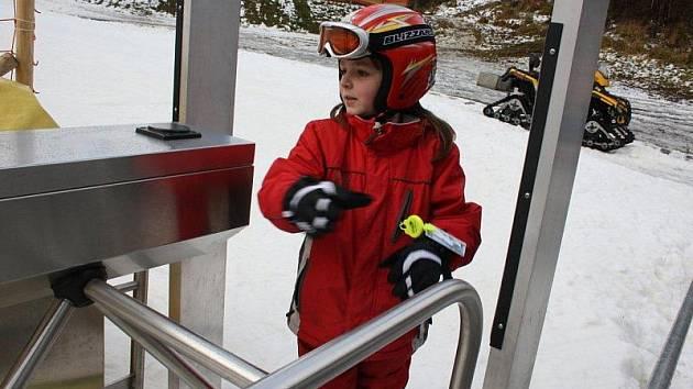 Jediným ostrůvkem zimních sportů na Jihlavsku zůstal o svátcích Šacberk, lyžařský areál na severozápadním okraji krajského města.