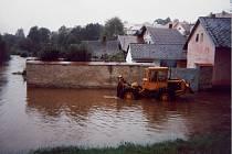 Hořepník se stal nejpostiženějším místem záplav v roce 2002 na Pelhřimovsku. Velká voda tam ale tehdy překvapila obyvatele domků u řeky Trnavy naposledy, obec hned poté vystavěla protipovodňovou hráz.