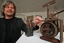 Kouzlo koroze je neobvyklá výstava plná zajímavých a nevšedních exponátů, kterou zahájilo tento týden Muzeum Vysočiny Jihlava.