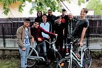 Dederova kola, která daly do kupy děti z jihlavského dětského domova.