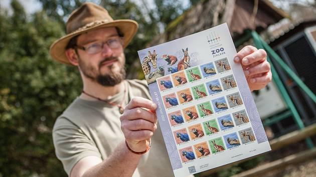 Mluvčí jihlavské zoo Martin Maláč.