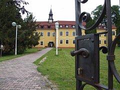Domov důchodců v Proseči u Pošné na Pacovsku
