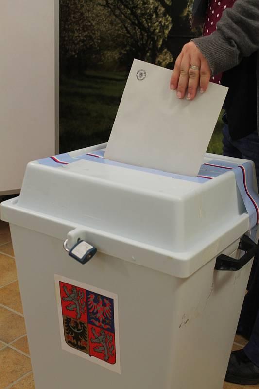 Volby na Jihlavsku. Ilustrační foto.