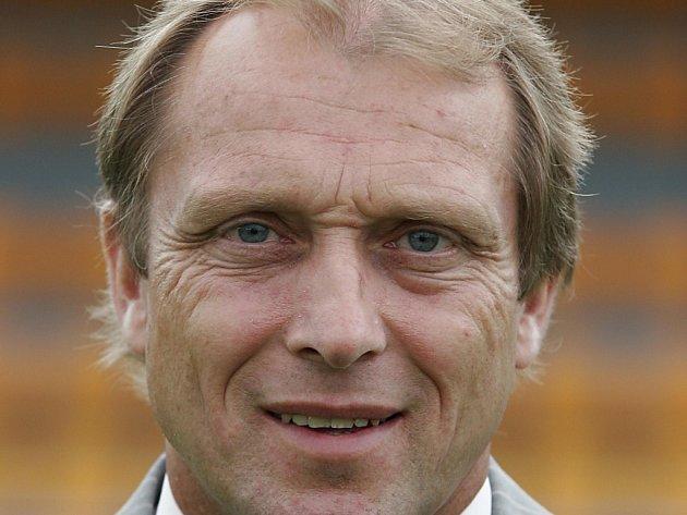 ředitel FC Vysočina Zdeněk Tulis