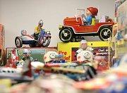 Zámek v Přísece skrývá deset tisíc modelů autíček.
