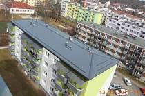 Stojí v  Nerudově ulici v Třešti a usiluje o výhru v celostátní soutěži.