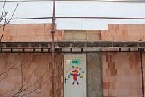 Budova, kde bude například knihovna, mateřské centrum nebo kadeřnictví.