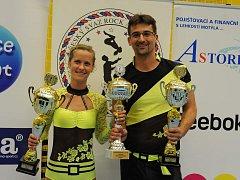 Lucie Mašková a Vilibald Prokop v červnu zvítězili na Mistrovství republiky.