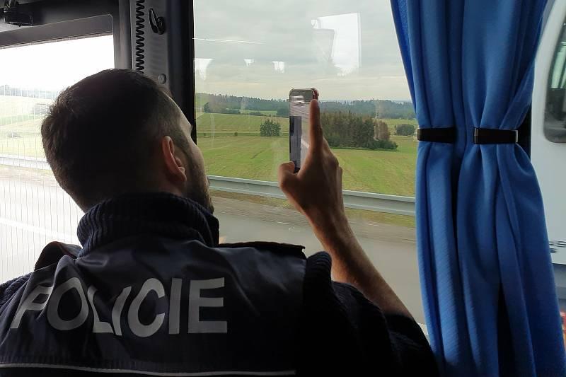 Policisté se na kontroly řidičů plánují zaměřit i v dalších dnech.