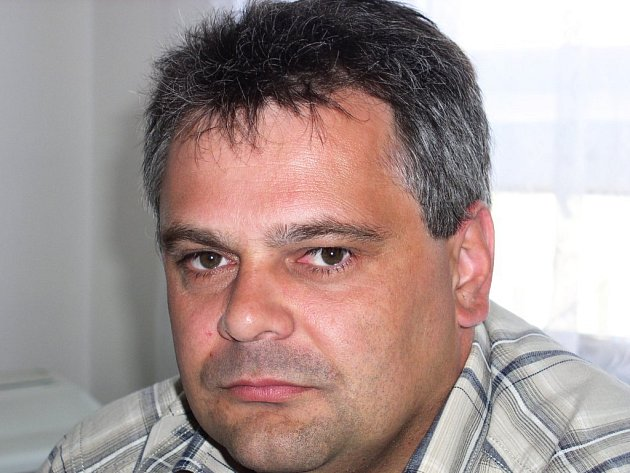 Policejní vyjednavač Petr Gruber