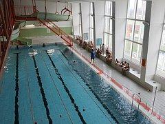 Bazén E. Rošického v Jihlavě.