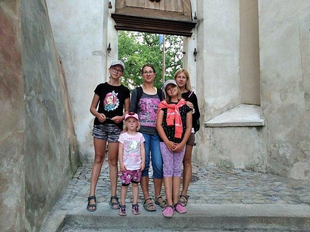 Dovolenou často trávím společně srodinou. Rádi poznáváme nová místa po celé České republice.