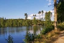 Malý pařezitý rybník asi kilometr od Řídelova nabízí celoročně krásné koupání. Kdo se chce projít, může se jít kouknout na novou kapličku do Řídelova.
