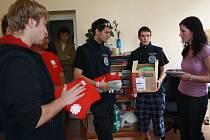 Oblastní charita Jihlava zasahuje do široké sféry činností. Letos v létě například vyslala dobrovolníky do oblastí, které zasáhla červnová povodeň.