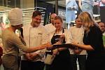 Gastronomická soutěž Trophée Mille.
