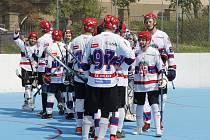 Jsou tam! Už počtvrté v řadě bude vrchol moravské Ronhill ligy s účastí výběru SK Jihlava B! O titul si to tradiční finalista rozdá s Hodonínem.