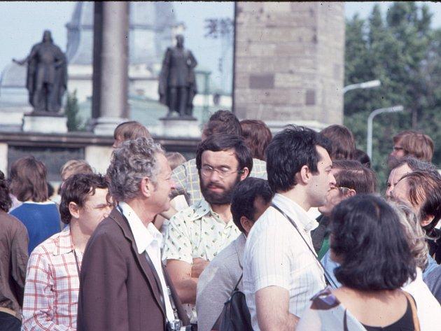 FOTO 2.Foto: archiv Jiřího Strachoty