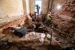 Dle svých slov našli archeologové v Jihlavě středověký poklad.