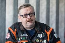 Střelmistr David Kočka.