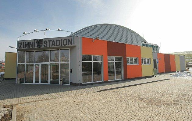 Zimní stadion Bystřice nad Pernštejnem