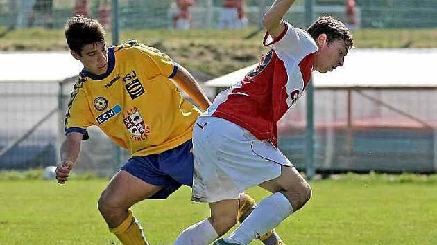 Neproměněné šance už trápí dvě uplynulá kola ligové dorostence FC Vysočina.