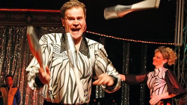 Cirkus Prince zakotvil koncem března v Jihlavě.