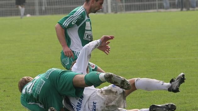 Michal Pacholík se přes zimní pauzu zkusí probojovat do A–týmu Vysočiny.