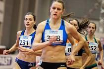 Ještě má čas. Žďárská běžkyně Kristiina Mäki (vlevo) by se ráda kvalifikovala na olympijské hry do Ria de Janeiro. Svůj den D však nesměrovala do Tábora, pokořit limit hodlá ve svém druhém domově – Finsku.