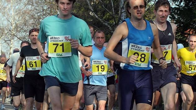 Startovní pole na Jarní ceně Datalusku čítalo nejméně běžců z šestileté historie.