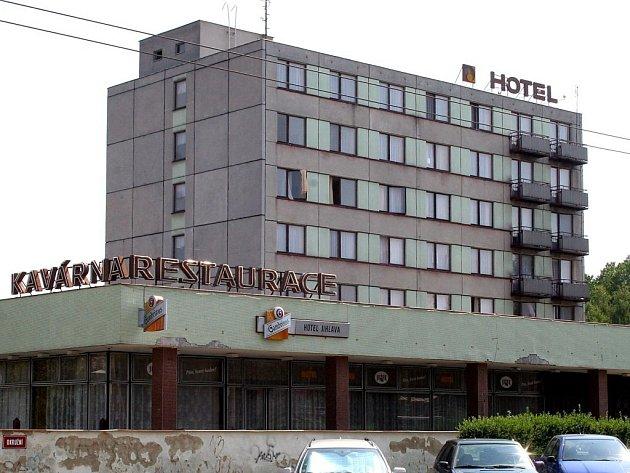 Hotel Jihlava.