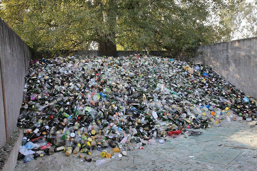 Třídění odpadu, ilustrační foto.