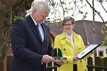 Obec zabodovala v mezinárodní soutěži. Foto: se souhlasem Kraje Vysočina