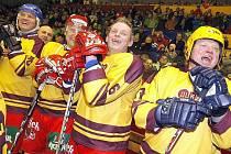 Jihlava žila hokejem a vzpomínala