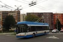 Nový trolejbus je již k vidění v ulicích Jihlavy.