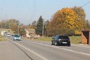 Obchvat se napojí zpět na silnici II/602 u Loudilky.