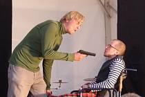 Třešťský průměr si pro letošní Schumpeter open air theatre připravil večer s názvem Mým nádorům. Mistři z Třeště loni pobavili svým Mazaným Jerrym.